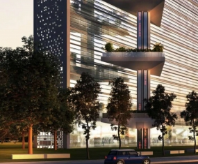 Iconic Office Development,Gift City
