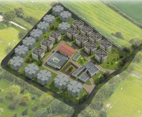 GIFT City Affordable Housing Project