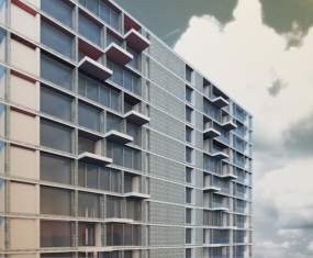 High end Residential Complex at E.M. Bypass