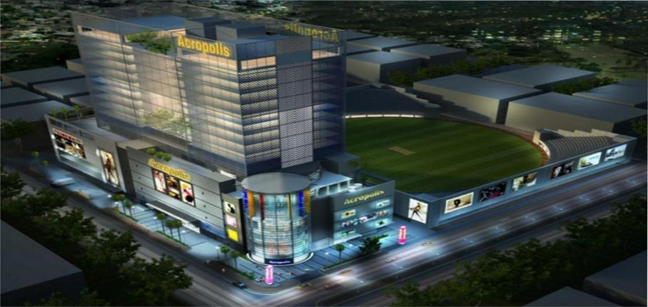 Acropolis Mall Kolkata, West Bengal, India