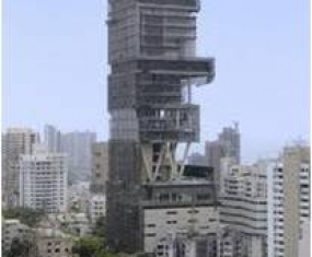 Antilia- private super-luxury residence